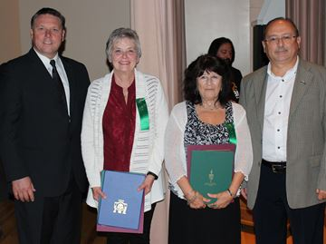 Recognition night celebrates Haldimand volunteers