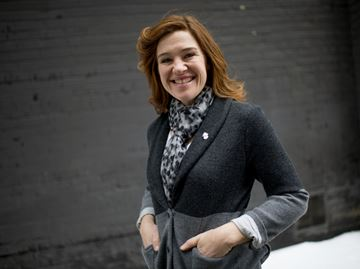 Clara Hughes didn't even tell her mom she was depressed