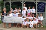 Barrie Kempettes raise $490 for ALS and take ice bucket challenge