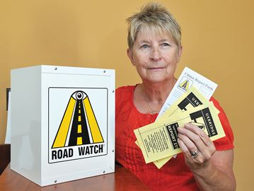 Uxbridge Road Watch program sputtering