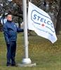 Stelco flag