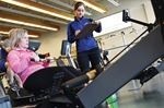 Whitby Civic Recreation Complex Health Club Johanna Bouter Kristin Rose