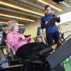 Whitby Civic Recreation Complex Health Club Johanna Bouter Kristin Rose
