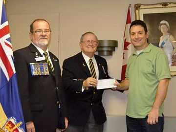 Goodwill Niagara supports Legion
