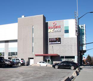 Rogers K-Rock Centre in Kingston