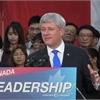 Stephen Harper criticizes Justin Trudeau's infrastructure plan