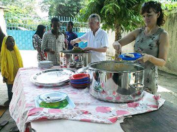 Tottenham couple raising money for African orphanage