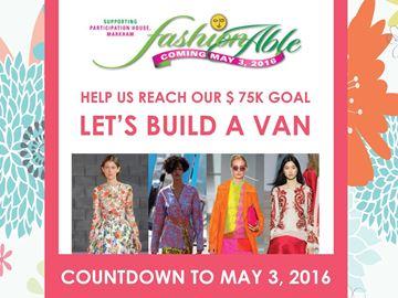 'FashionAble' Gala May 3 at Hilton Suites
