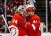 Howard, Mrazek battle to be Red Wings starter-Image1