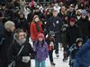 Mayor Tory's New Year's Day skating party