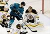 Marchand's OT goal helps Bruins beat Sharks 2-1-Image1