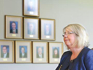 Pat Perkins steps down from municipal politics