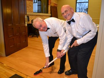 Collingwood Curling Club celebrates grand opening after renovations