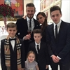 David and Victoria Beckham celebrate 16th wedding anniversary -Image1
