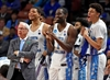 The Latest: Tar Heels shooting Butler out of the gym-Image6