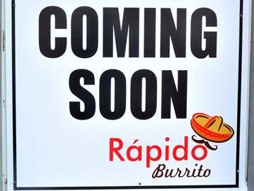 Rapido Burrito