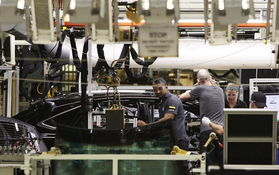 Toyota Production In Cambridge And Woodstock Rises In 2016