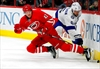 Di Giuseppe gets first goal in OT, Canes beat Lightning-Image1