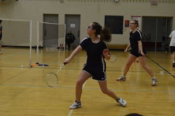 Muskoka has six athletes competing in the badminton competitions at Bracebridge and Muskoka Lakes Secondary School this weekend for the Ontario Winter Games.