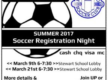 Perth United Soccer registration 2017
