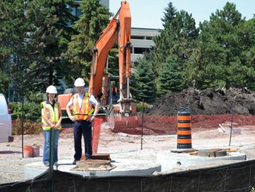 Barrie pours mega-millions into waterfront projects