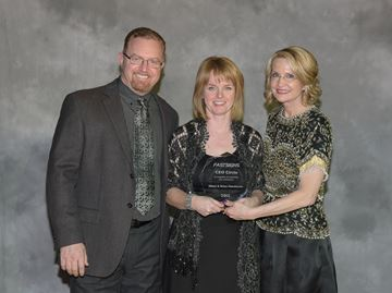 Burlington visual graphics business wins two industry awards
