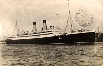 OHS May Speaker Series - The Empress of Ireland