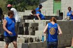 Local Rotarians help out in Dominican