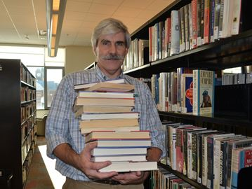 Role of Collingwood Library continues to change
