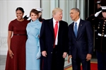 Trump's big day underway: Tea with Obamas, then the oath-Image9