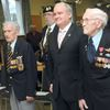 First Special Service Force Veterans Presented With a Replica Congressional Gold Medal