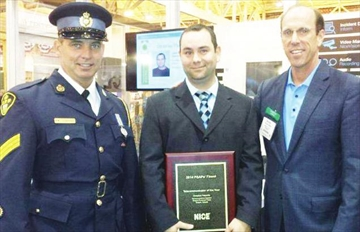 OPP communications operator named 2014 Telecommunicator of the Year– Image 1