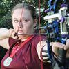 Ajax archer Kaity Horlock gold medalist in Windsor