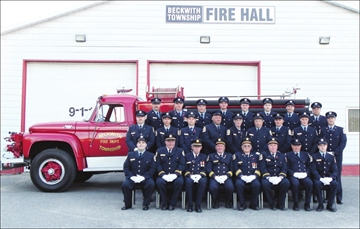 Beckwith Township Fire Department celebrates 50 years of service Aug. – Image 1