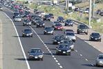 Highway project standstill