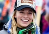 Gut leads opening downhill training; Vonn 16th in Crans-Image1