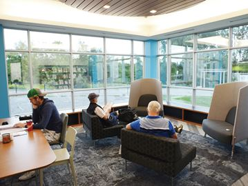 Courtice branch of Clarington Public Library reopens