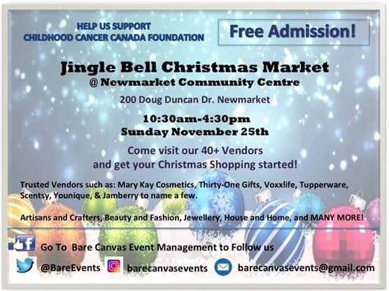 Jingle Bell Christmas Market On November 252018