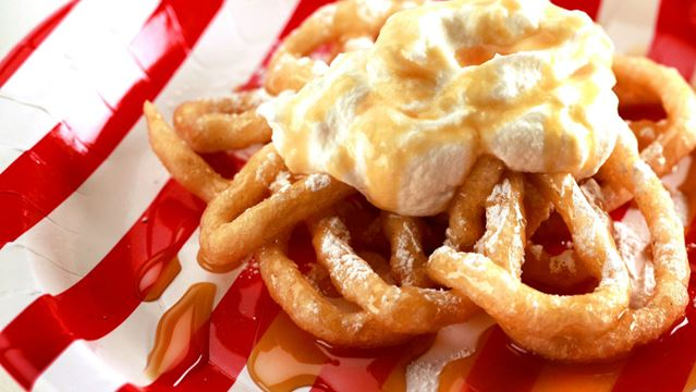 Food How To Make Your Own Delicious Funnel Cake