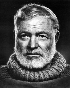 a comparison of the novels the old man and the sea and the sun also rises by ernest hemingway Ernest m hemingway ernest hemingway full name ernest basis of hemingway's first novel, the sun also rises ernest hemingway - the old man and the sea.