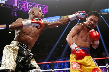 Pacquiao could face disciplinary action for shoulder-Image1