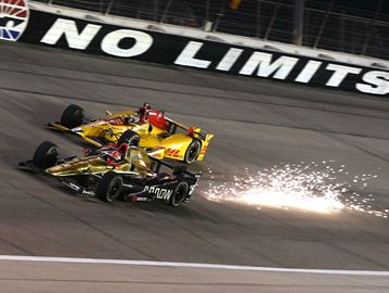 Hinchcliffe edged in one of IndyCar's closest finishes ever