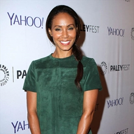 Jada Pinkett Smith auditioned with a man on a leash-Image1