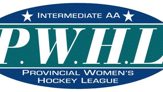 Provincial Women's Hockey League finals in Oakville April ...