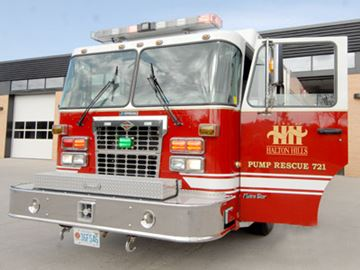 Halton Hills Fire Department