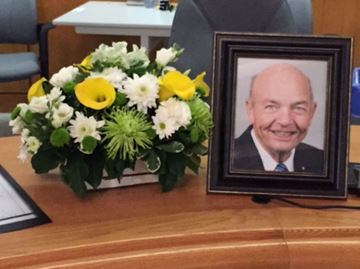 Remembering Councillor Mike O'Leary