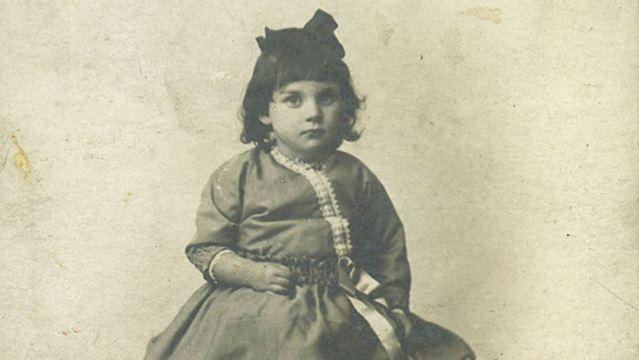 A child during war