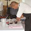 Chef cracks the eggplant riddle