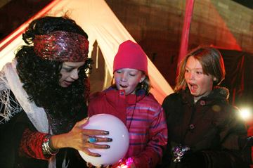 Check out Fort Fright Oct. 1 to Nov. 1