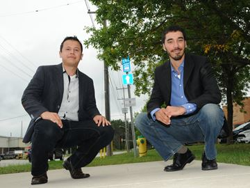 Young candidates seeking your votes in Barrie